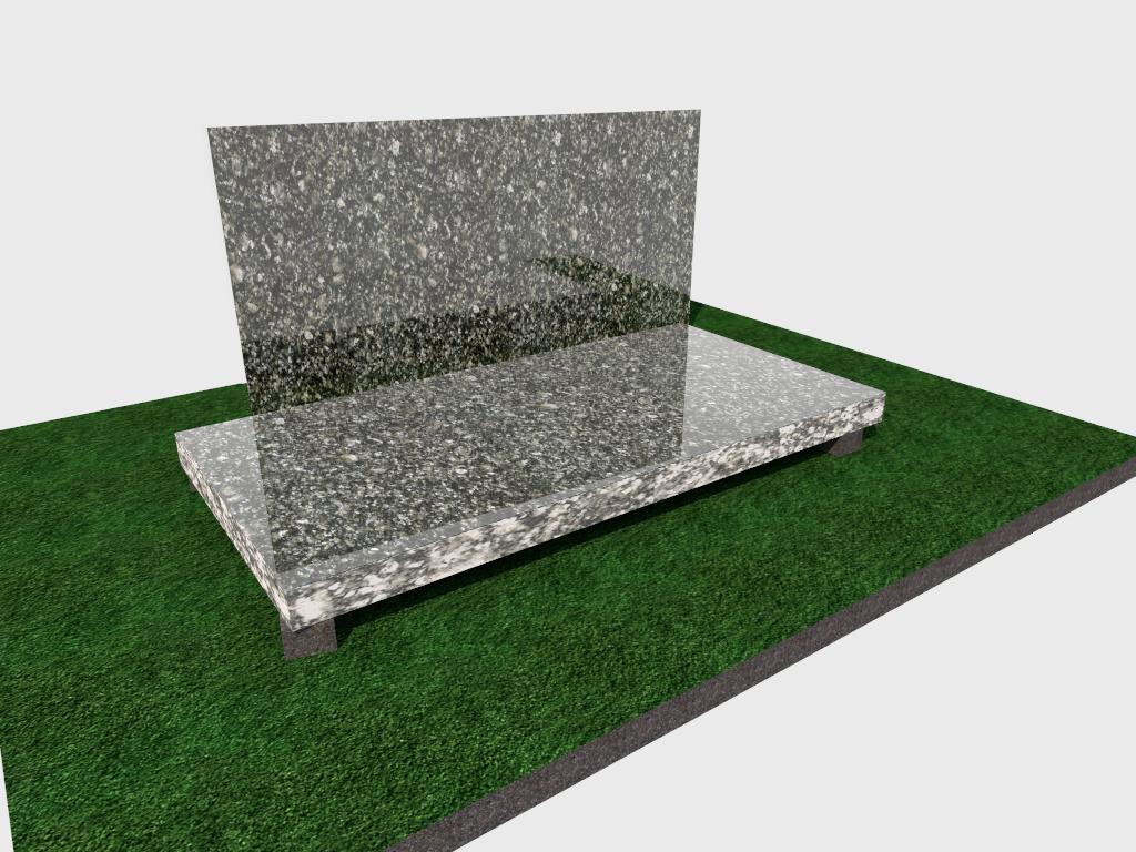 Плитка гранитная Старобабанинская  полированная 600*300*50 (стандарт)