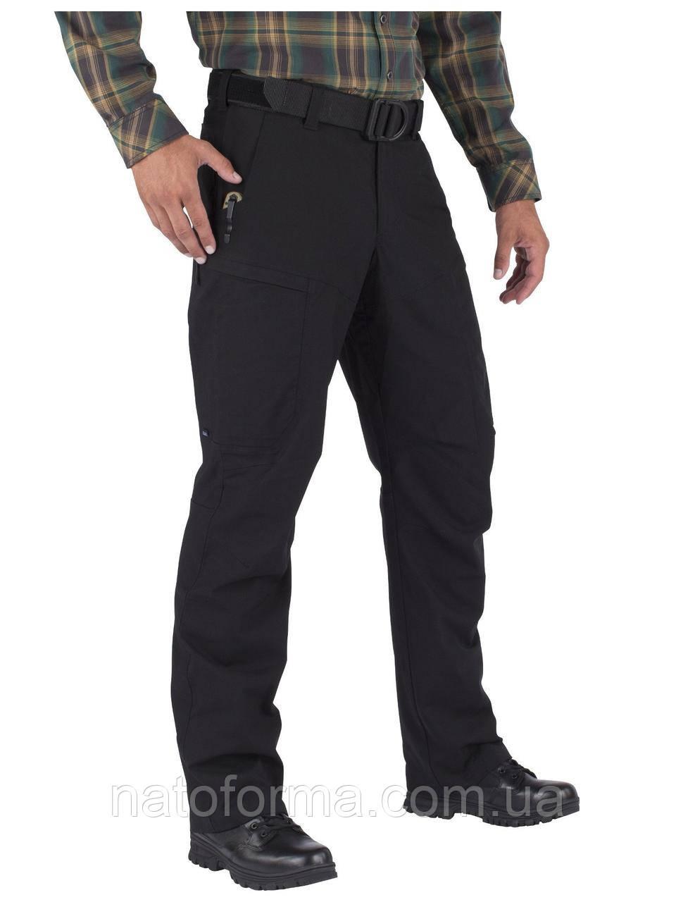 Тактические брюки 5.11 Apex Pants, Black