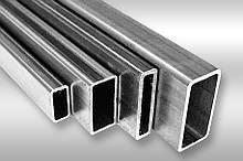 Труба 40х25х1,0 сварная стальная прямоугольная