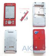 Корпус Sony Ericsson W910i Red