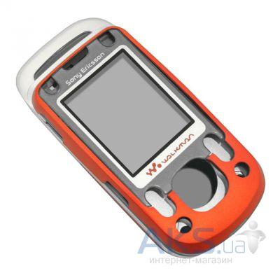 Корпус Sony Ericsson W550 Orange