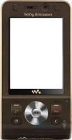 Корпус Sony Ericsson W910i Bronze