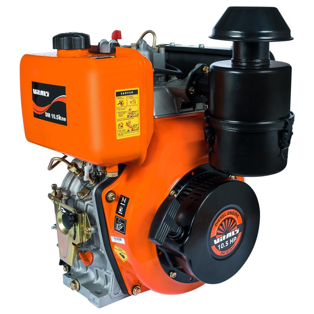 Двигатель дизельный Vitals DM 10.5kne + Бесплатная доставка!!!