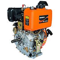 Двигатель дизельный Vitals DM 10.5kne + Бесплатная доставка!!!, фото 3