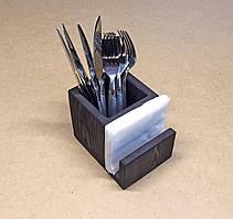 Подставка для столовых приборов Пранзо