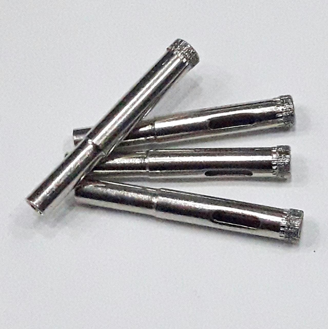 Коронка алмазная по граниту и мрамору (Коронка алмазна для граніту і мармуру) 8 мм