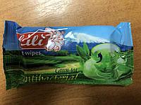 Влажные салфетки Lili ''Зеленый чай'', 15 шт