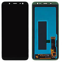 Дисплей Samsung Galaxy J6 SM-J600 Original 100% (Service Pack) Black