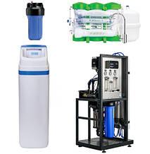 Фильтры для воды, системы водоподготовки