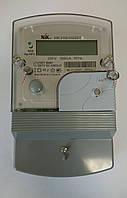 Счетчик электроэнергии NIK 2102 01 Е2СТ (5-60А) двухзонный однофазный