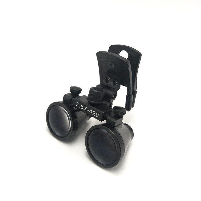 Бинокуляры B1 (3.5х-420) прищепка + LED NaviStom