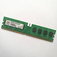 Оперативная память G.Skill DDR2 2Gb 800MHz PC2-6400U CL5 (F2-6400CL5S-2GBNT) Б/У