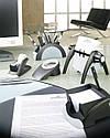 Подставка VEGAS настольная со скотчем DURABLE черная, фото 5