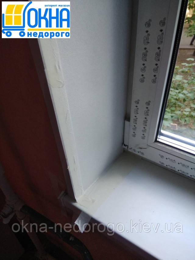 Укоси на вікна в Києві