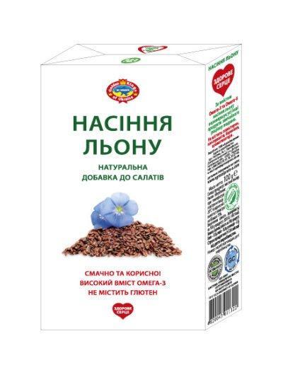 Семена льна Агросельпром 100 г (4820043011322)