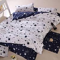 Постельное белье Звезды двуспальный-евро комплект, фото 1