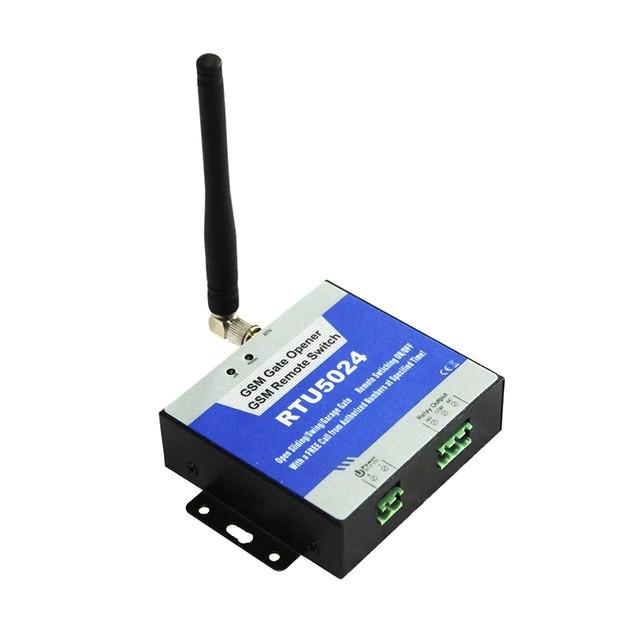 RTU5024 GSM контроллер управления замком, шлагбаумом 2000-03594