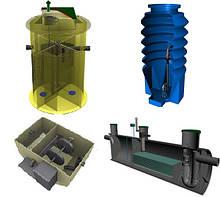 Очистные сооружения, нефте- и жироуловители Biobox