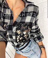 Рубашка женская ЛК1985, фото 1