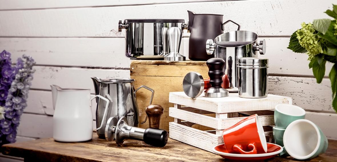 Набор бариста (инструмент для кофейни) (Италия)