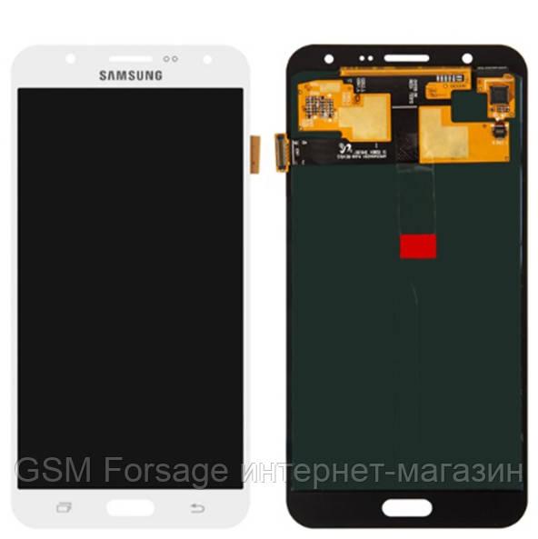 Дисплей Samsung Galaxy J7 SM-J700H Original 100% (Service Pack) White
