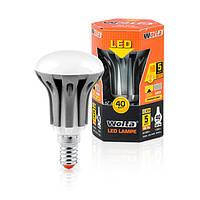 Светодиодная лампа Wolta  рефлектор 5Вт (40Вт) E14, теплый 30Y50R5E14