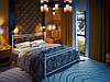 Металлическая кровать Монстера двухспальная