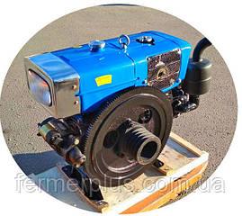 Дизельный двигатель для минитрактора TATA ZS1100 (15,0 л.с., дизель, электростартер)