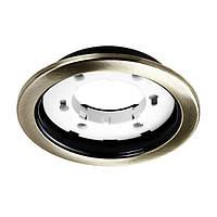 Точечный светильник, GX53, античная бронза DJ01-AB