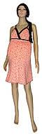 NEW! Новая линия ночных рубашек для беременных и кормящих мам - серия Martina Pink ТМ УКРТРИКОТАЖ!