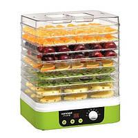 Сушарка для овочів і фруктів Concept SO1060 на 9 секцій