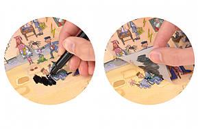 Переводные наклейки Scribble Down Встреча с пришельцами SD/06, фото 2
