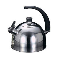 Чайник FISSMAN GLASGOW для кипячения воды 2,5 л нерж. сталь KT-5922.2.5