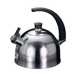 Чайник FISSMAN GLASGOW 2,5 л нержавеющая сталь KT-5922.2.5