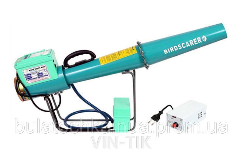 Громпушка KBS-E1 с электронным управлением