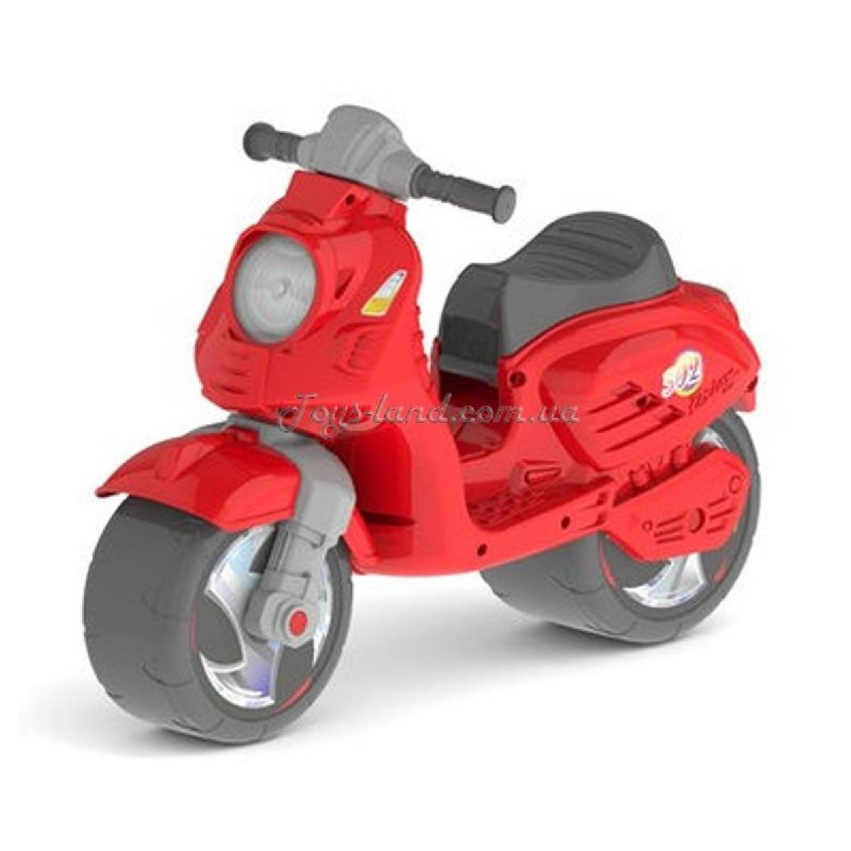 Скутер червоний, арт. 502Черв, Оріон