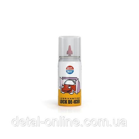 Размораживатель и смазка для замков VeryLube /50мл/, фото 2