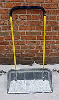 Скрепер снегоуборочный оцинкованный Modul