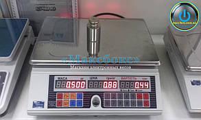 Весы электронные торговые ВТА-60/30-63-АС