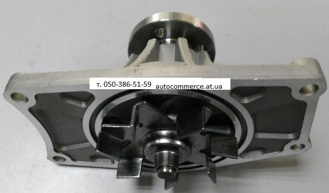 Насос водяной (помпа) Hyundai HD 72/78 (D4DD/DB V=3.9)  25100-45002, фото 2