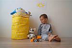 Как приучить ребёнка убирать игрушки?