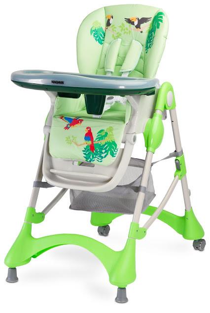 Дитячий стільчик для годування Caretero Magnus New