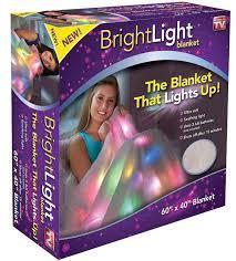 "LED одеяло ""Светлячок"" 120*150 см"