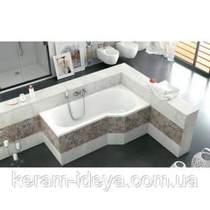 Ванна акриловая Excellent BeSpot 160х80см WAEX.BSP16WH правая, фото 2