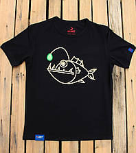 Футболка KLOST Angler Fish 70.01 XL Black