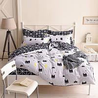 Комплект постельного белья Маска Бэтмен (двуспальный-евро), фото 1