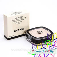 Компактная пудра Chanel Les Beiges Powder Belle Mine Naturelle SPF35/PA++