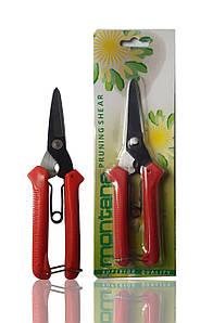 Ножницы садовые для сбора фруктов, овощей, цветов с прямым лезвием, длина 200 мм