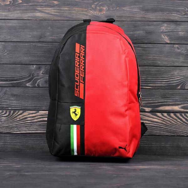 7902dfed4dab Спортивный рюкзак Puma Ferrari, городской, повседневный! Спорт Сумка,  Портфель. Пума Феррари