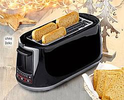 Тостер на 4 тоста AMBIANO GT-TDLS-E-01 черный